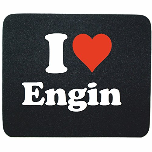 exclusive-gift-idea-mouse-pad-i-love-engin-in-black-a-great-gift-that-comes-from-the-heart-non-slip-