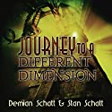 Journey to a Different Dimension: An Adventure in the World of Minecraft Audiobook by Stan Schatt, Demian Schatt Narrated by Rye Taylor