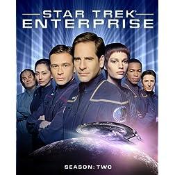 Star Trek: Enterprise - Complete Second Season [Blu-ray]