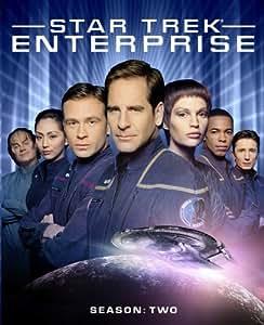 Star Trek: Enterprise - Season Two [Blu-ray]