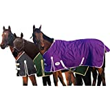 Derby 600D Deluxe Turnout Horse Winter Blanket 250G Insulation 210T Lining at Wholesale Price -Select Color