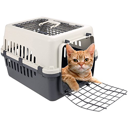 Wakray Two Door Top Load Pet Kennel