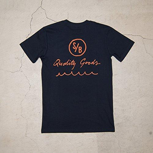 "SURF/BRAND ""SEEK""半袖Tシャツ[INS1063]"