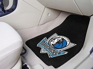 Dallas Mavericks universal fit Carpet 2 Pc Car Floor Mat (Rug) by Caseys
