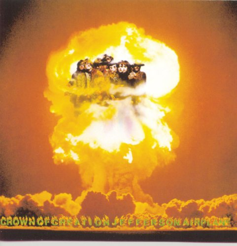 Original album cover of Crown Of Creation by Jefferson Airplane