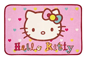 Character World Hello Kitty Folk Rug by character world
