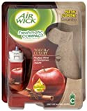 Air Wick Freshmatic Compact Aesthetic Stone Gadget Mulled Wine/Cinnamon Apple 24 ml (Pack of 2)