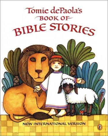Tomie DePaola's Book of Bible Stories, Tomie dePaola