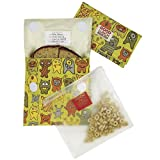 Good Lunch Snack Sack Set/3 Sugarbooger by Oré, in Hungry Monster