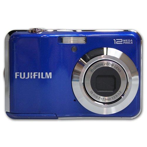 FujiFilm FinePix AV130 12MP Digital Camera (Blue)
