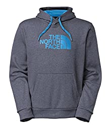 The North Face Surgent Hoodie Mens Cosmic Blue Heather/Quill Blue L