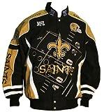 New Orleans Saints 2009 Scoreboard Cotton Twill Jacket