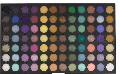 Coastal Scents 252 Ultimate Eye Shadow ...