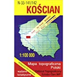 Koscian Region Map