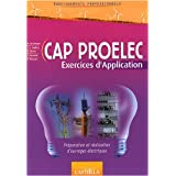 Enseignements professionnels CAP PROElec : Exercices d'applicationpar M Boudengen