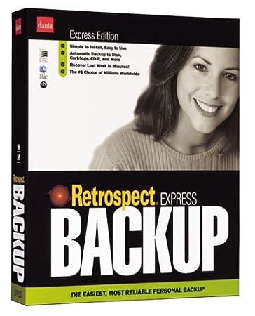 Retrospect Express 5.0