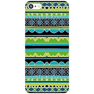 Apple iPhone 5C Back Cover - Ethnic Designer Cases