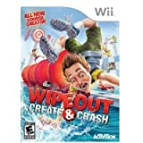 Wipeout Create Crash Wii