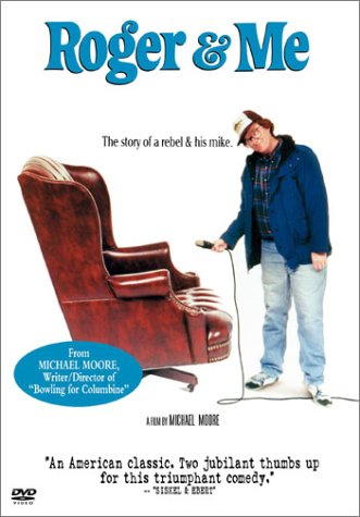 Cover of Roger and Me