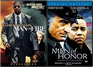 Amazon Com Man On Fire Men Of Honor Denzel Washington