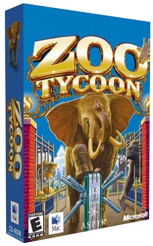 Zoo Tycoon (Mac)