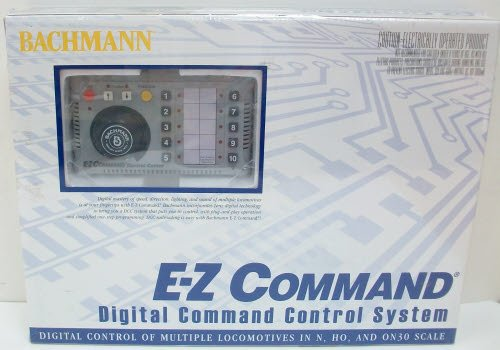 Bachmann Trains E-Z Command Digital Command Controller