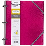 Mead Organizher Expense Tracker, 8.5 x 11 Inches, Pink Poly (64049)