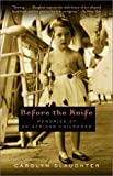 img - for Before the Knife: Memories of an African Childhood book / textbook / text book