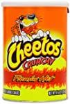 Cheetos Crunchy Flamin Hot Canister 1...