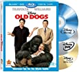 Old Dogs [Blu-ray + DVD + Digital Copy]