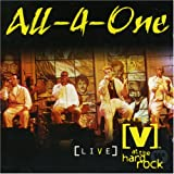 echange, troc All 4 One - Live at the Hard Rock