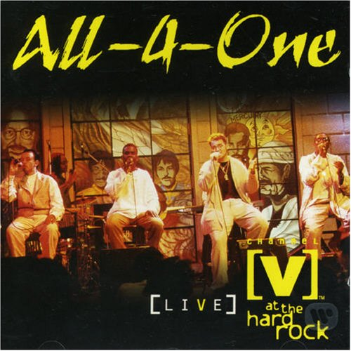All-4-One - Live at the Hard Rock - Zortam Music