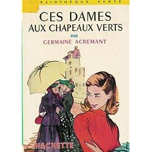 Les livres de la bibliothèque verte . 51GAVW734KL._SL500_AA300_