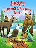 Jacy's Coloring & Activity Book