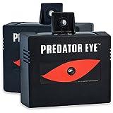 Aspectek Predator Eye Nighttime Animal Repeller - 2 pack, Waterproof