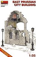 1/35 Mini Art 「東プロイセンの都市の建物」 ジオラマ・情景モデル 35501
