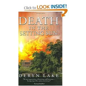 Death in the Setting Sun - Deryn Lake