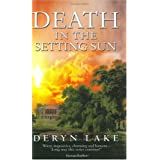 Death In The Setting Sunby Deryn Lake