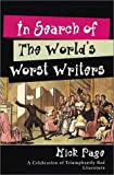 In Search of the World's Worst Writers