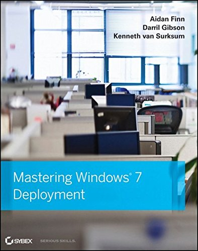 Mastering Windows 7 Deployment (Deploying Windows 7 compare prices)