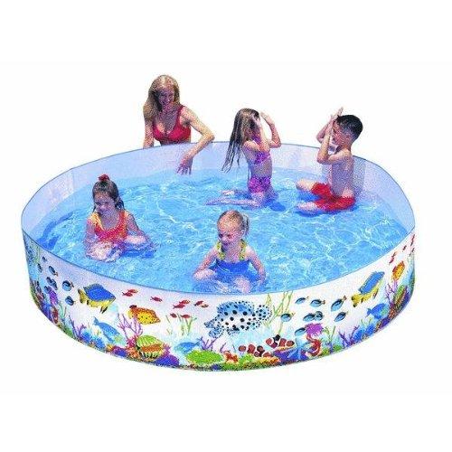 Intex 58461np piscina rigida 183x38 for Piscina rigida
