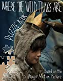 img - for Where the Wild Things Are: Puzzle Book book / textbook / text book