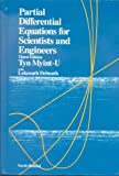 img - for Partial Differential Equations for Scientists and Engineers book / textbook / text book