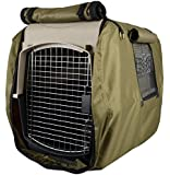 Pet Spaces Adjustable Kennel Cover, Small