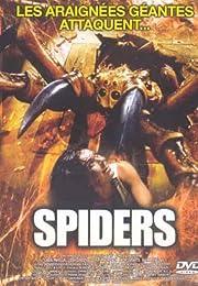 Spiders - Les Araignees Attaquent