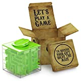 Money Maze Unique Way to Give Gifts for Special People - Perfect Gift Puzzle Box for Kids - Safe for Children!