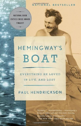 Hemingway's Boat: Everything He Loved in Life, and Lost PDF