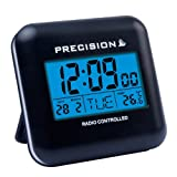 Precision PREC0034 Touch Sensitive Alarm Clock