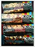 Kind Nuts & Spices Bars Variety Pack - 8 Bars