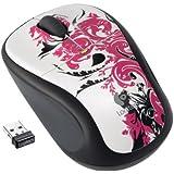 Logitech Wireless Mouse M305 (Floral Spiral) (910-002465)